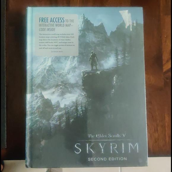 The Elder Scrolls V: Skyrim Game Guide